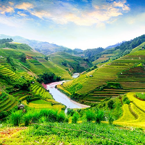 Authentiek Vietnam incl. Sapa
