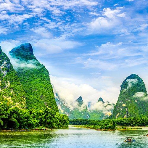 NRV: Hoogtepunten van China