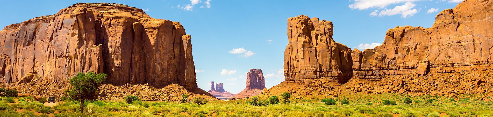 Monument Valley in Amerika