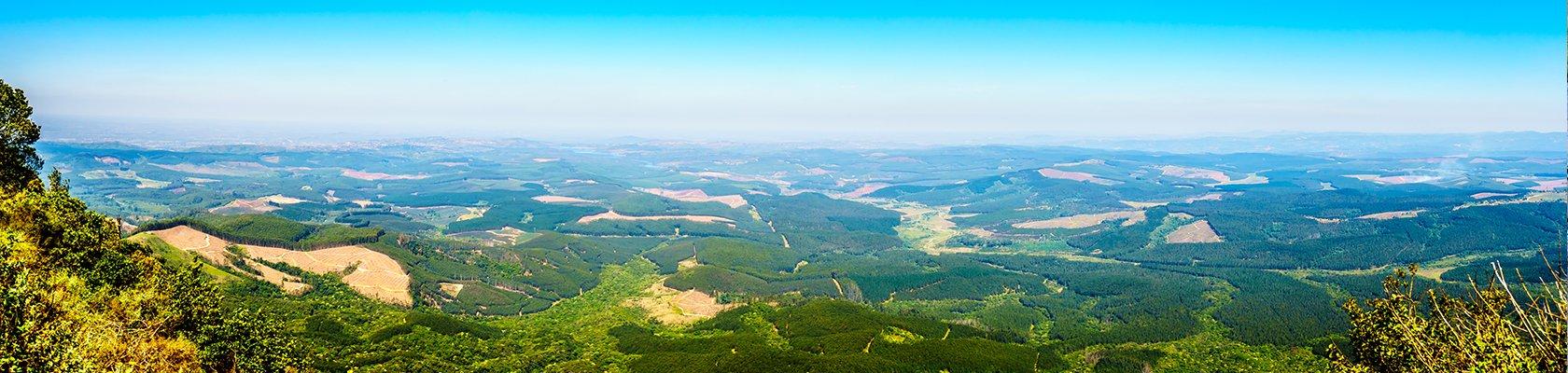 Gods Window - Zuid-Afrika