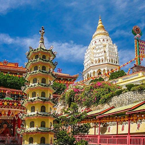 NRV: Wereldsteden, Borneo en Maleisië (juli/augustus)