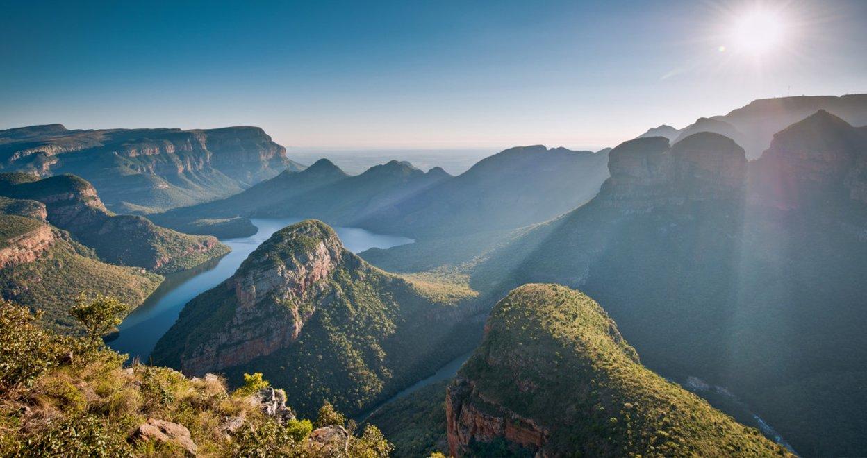 Bezienswaardigheid Panoramaroute - Zuid-Afrika