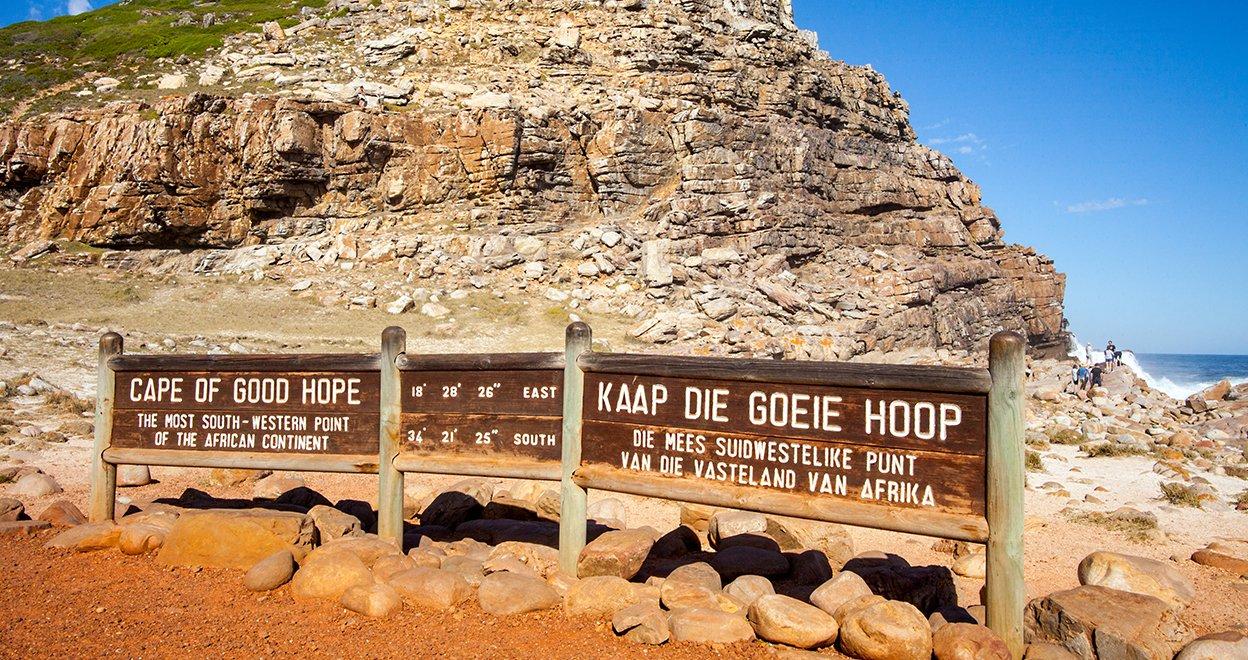 Bezienswaardigheid Kaap de Goede Hoop - Zuid-Afrika