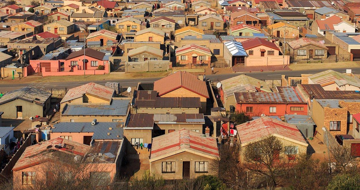 Bezienswaardigheid Soweto - Zuid-Afrika