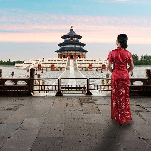 Hoogtepunten van China afbeelding