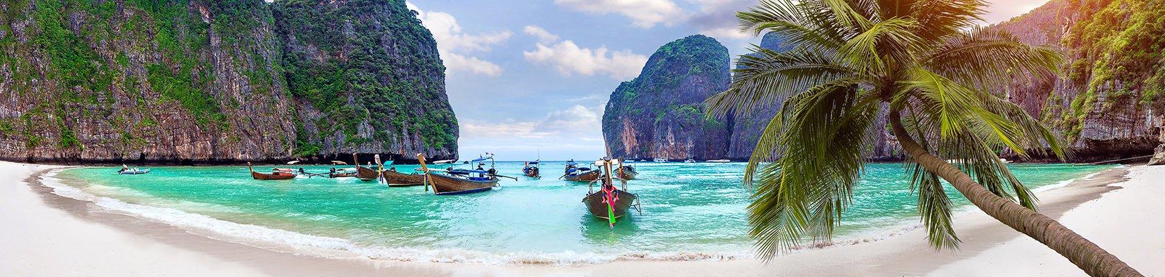 Zomervakantie Thailand 2019
