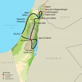 Fascinerend Israël