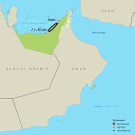 Veelzijdig Dubai & Abu Dhabi