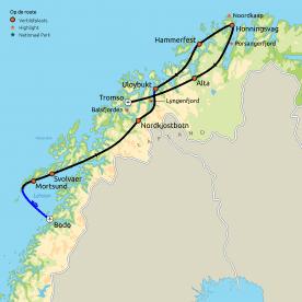 Het beste van de Lofoten en Noordkaap