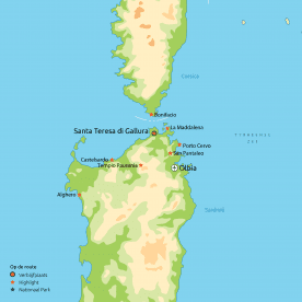 Groepsreis Stralend Sardinië