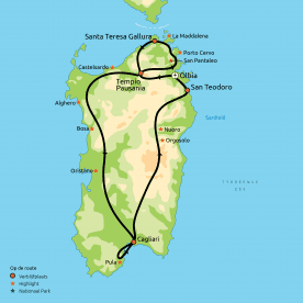 Groepsreis Verrassend Sardinië