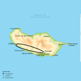 Privéreis Relaxt Madeira
