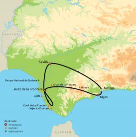 Privéreis Andalusië, maar dan anders!