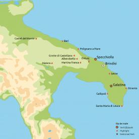 Groepsreis Klassiek Puglia