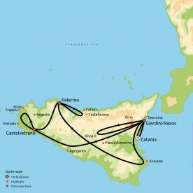 La Bella Sicilia!