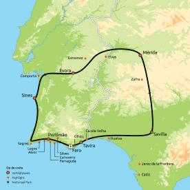 Algarve & Zuid-Spanje