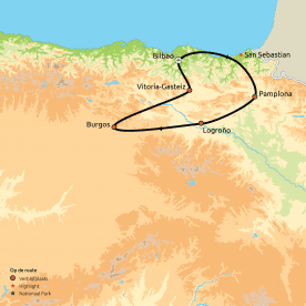 Veelzijdig Baskenland
