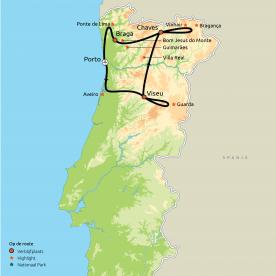 Mooiste van Noord-Portugal