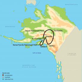 Kennismaking met Alaska