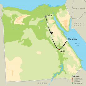 Rondreis Egypte 11 dagen