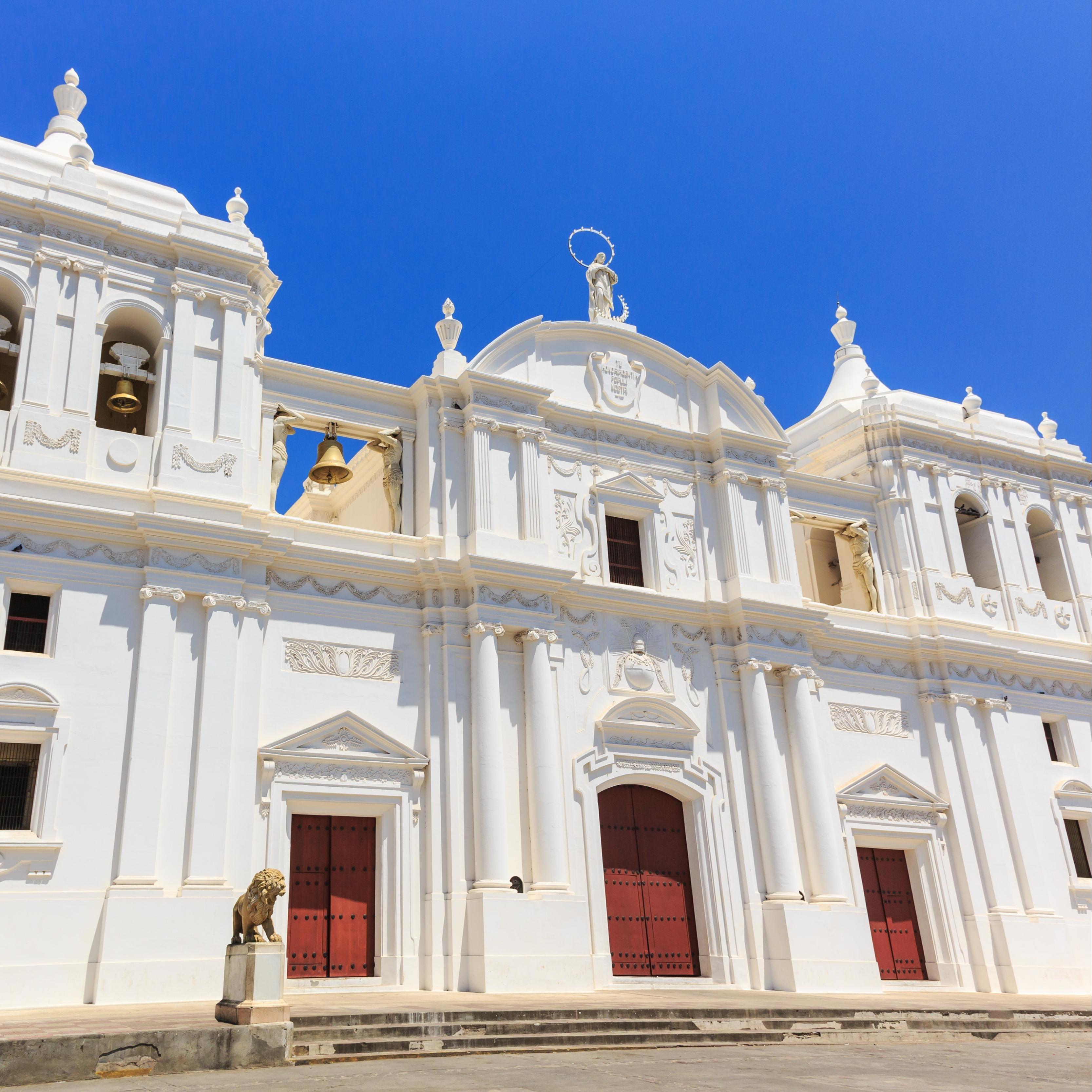 León, kathedraal La Asunción