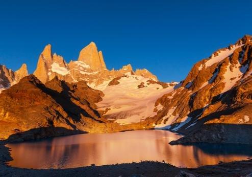 Cerro Fitz Roy El Chaltén