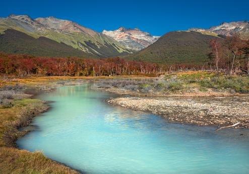 Tierra del Fuego Nationaal Park