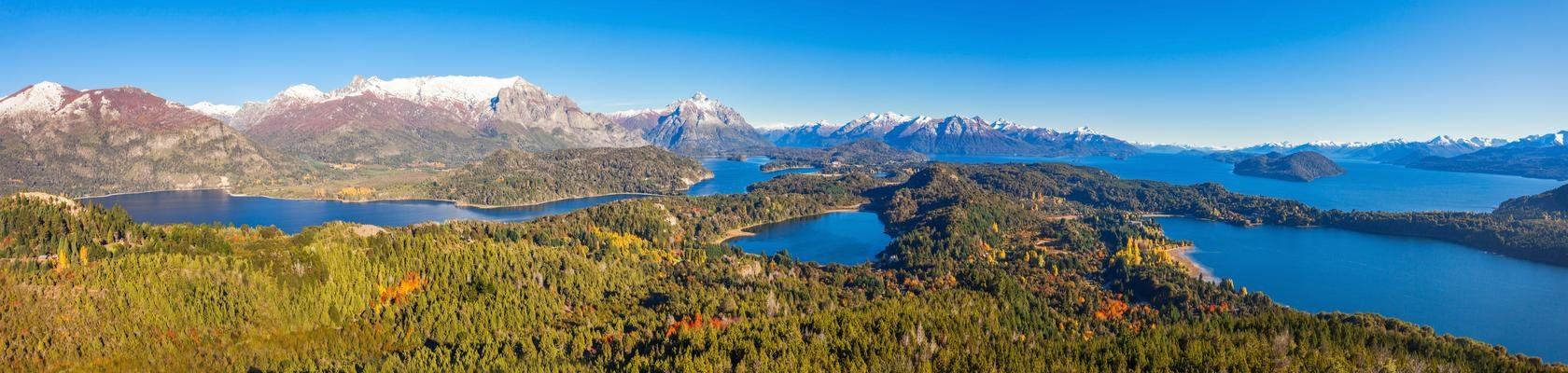 Merengebied rondom Bariloche