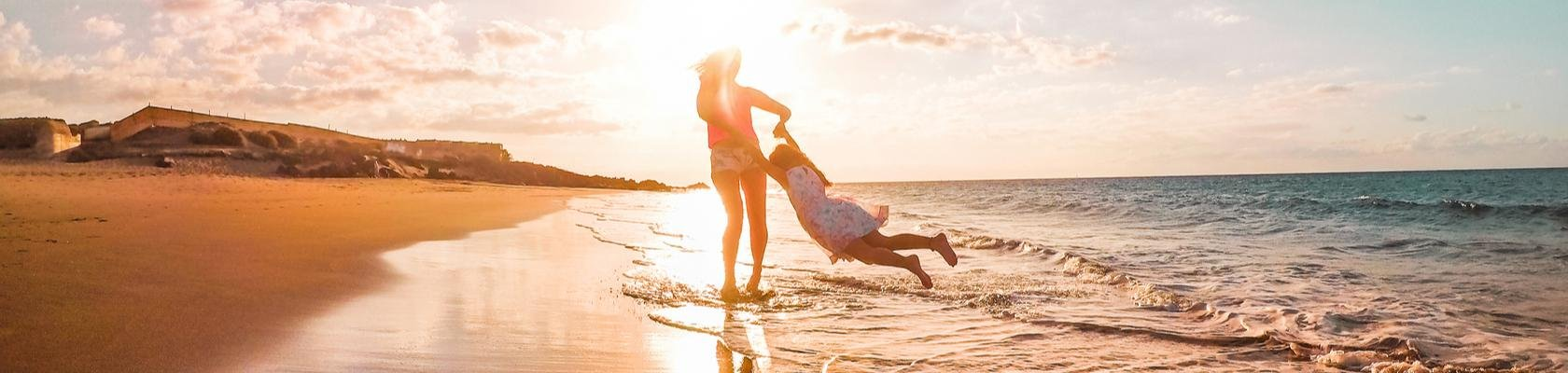 Het schitterende strand van Sarasota
