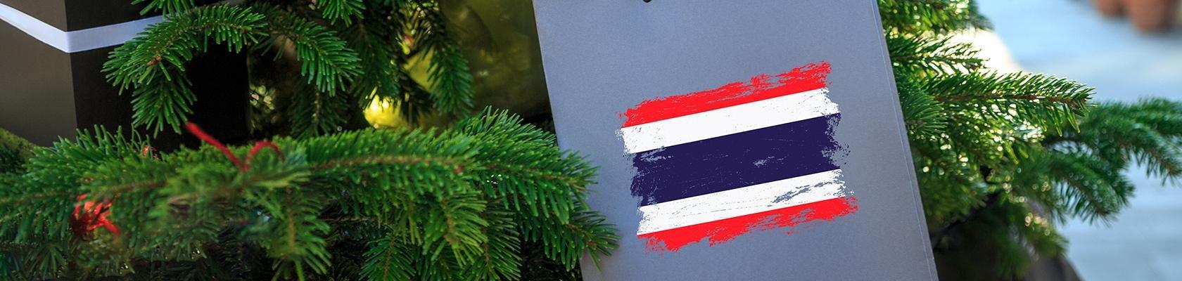 Kerstvakantie Thailand