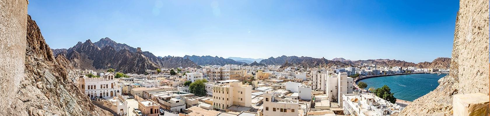 Individuele rondreis Midden-Oosten - Oman