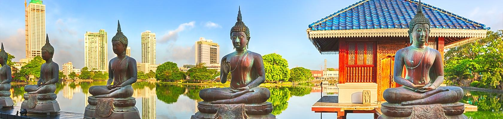 Individuele rondreis Azië - Sri Lanka