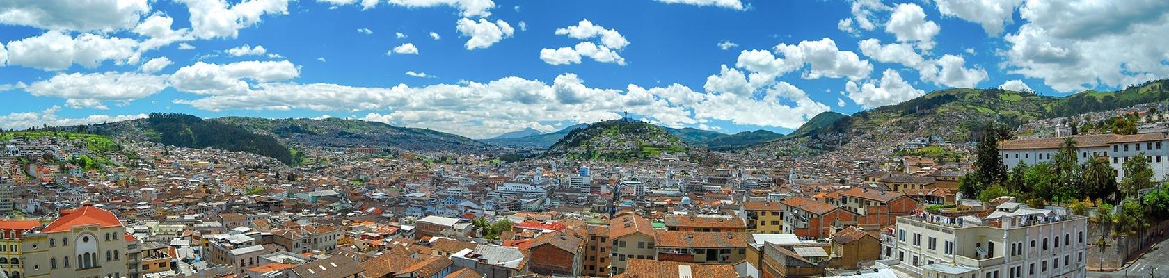 Individuele rondreis Midden- & Zuid-Amerika - Ecuador