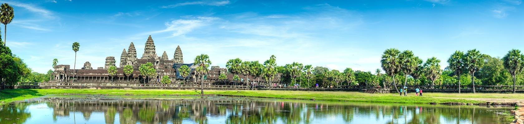 Individuele rondreis Azië - Cambodja
