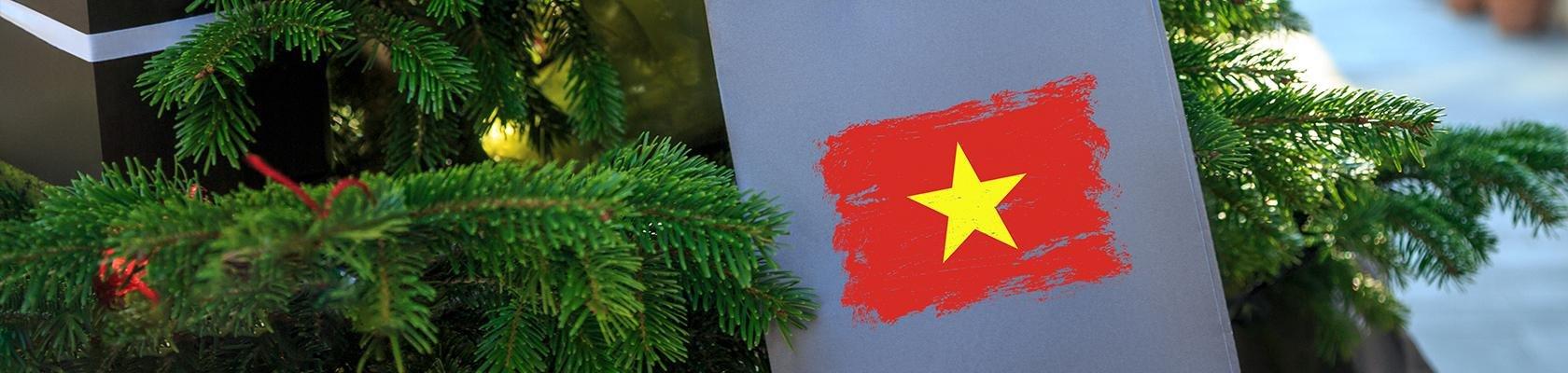Kerst Vietnam
