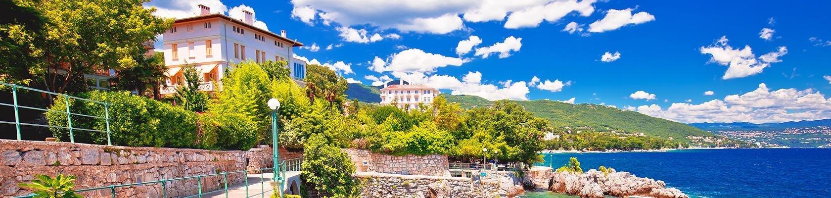 Relaxte rondreizen Kroatië