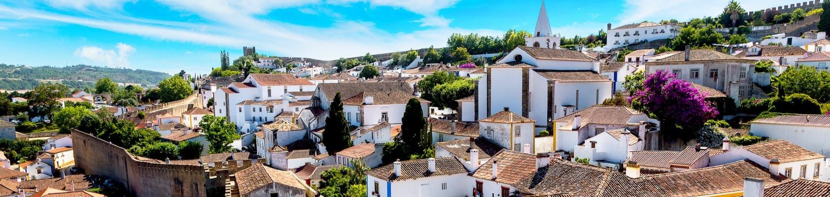 Het middeleeuwse Óbidos