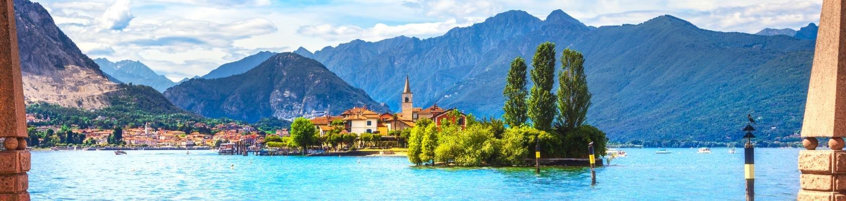 Isola dei Pescatori in Lago Maggiore