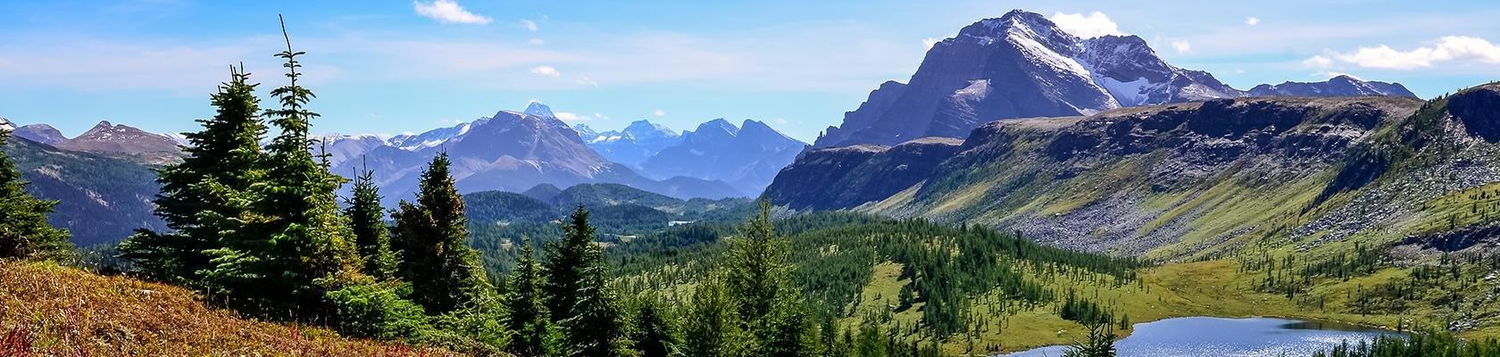 Groepsreizen Noord-Amerika: Canada