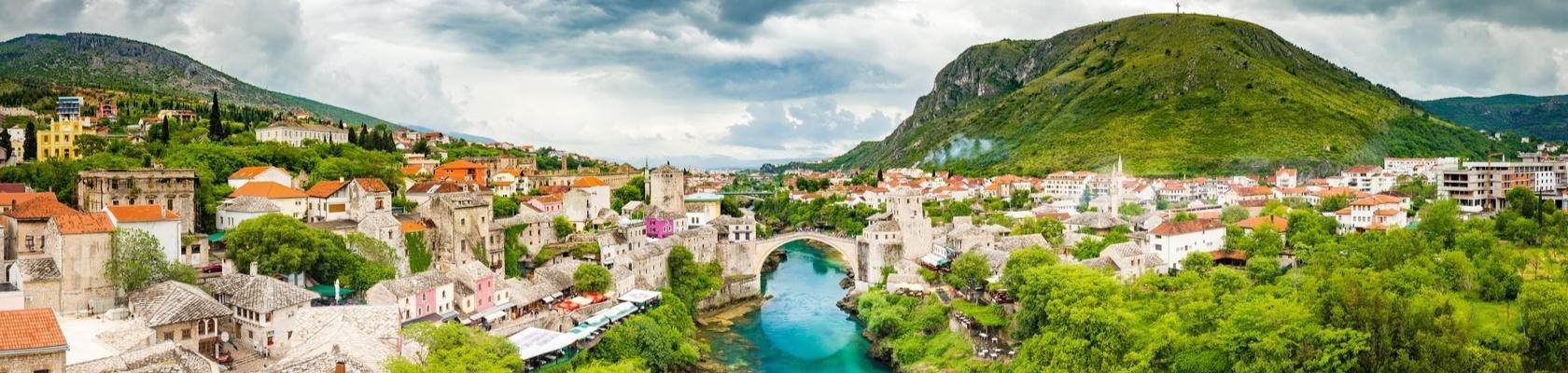 Mostar (Bosnië-Herzegovina)