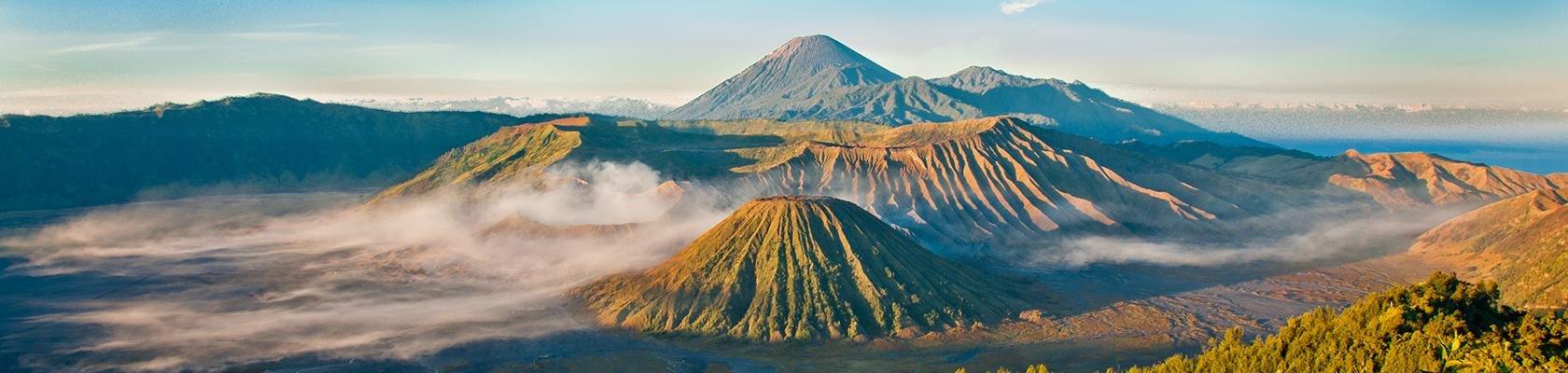Bromo Nationaal Park (Indonesië)