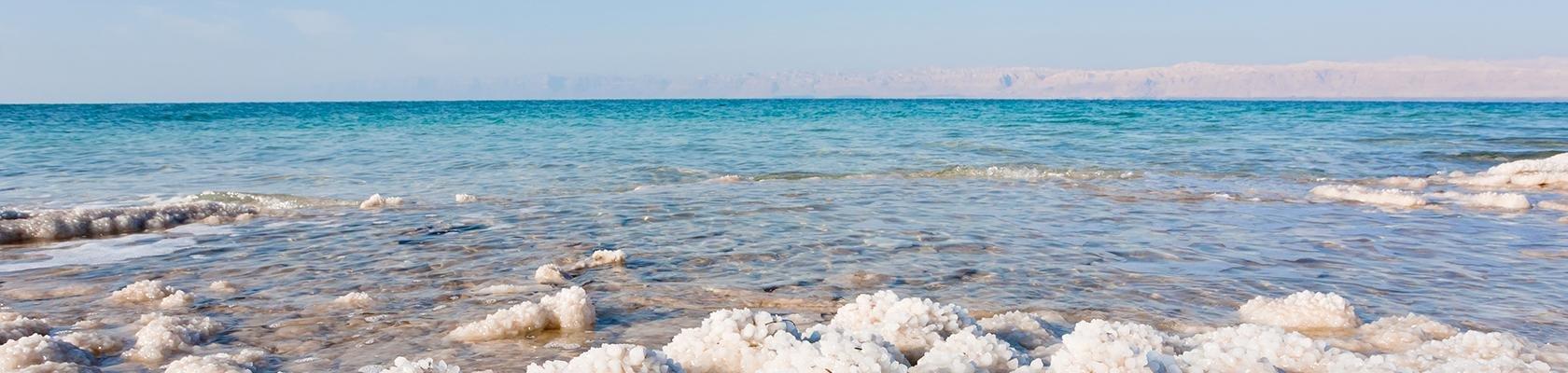 Rondreizen Jordanië met de Dode Zee