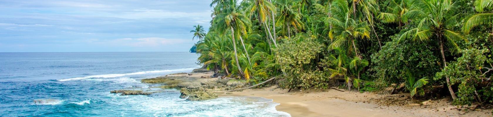 Genieten aan de Caribische kust