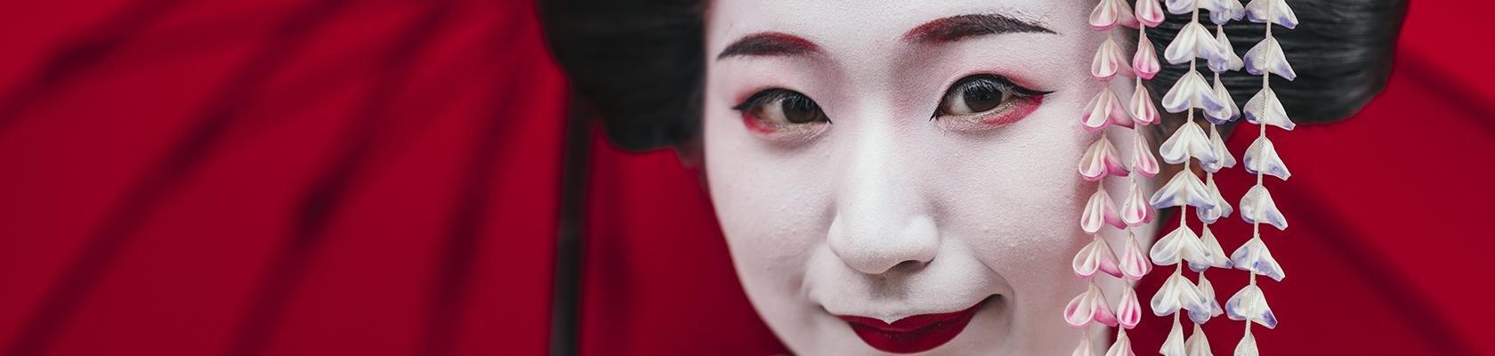 Geisha's (Japan)