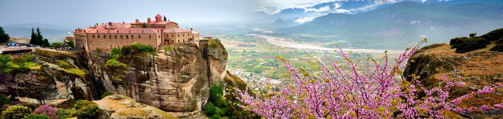 Meteora Kloosters