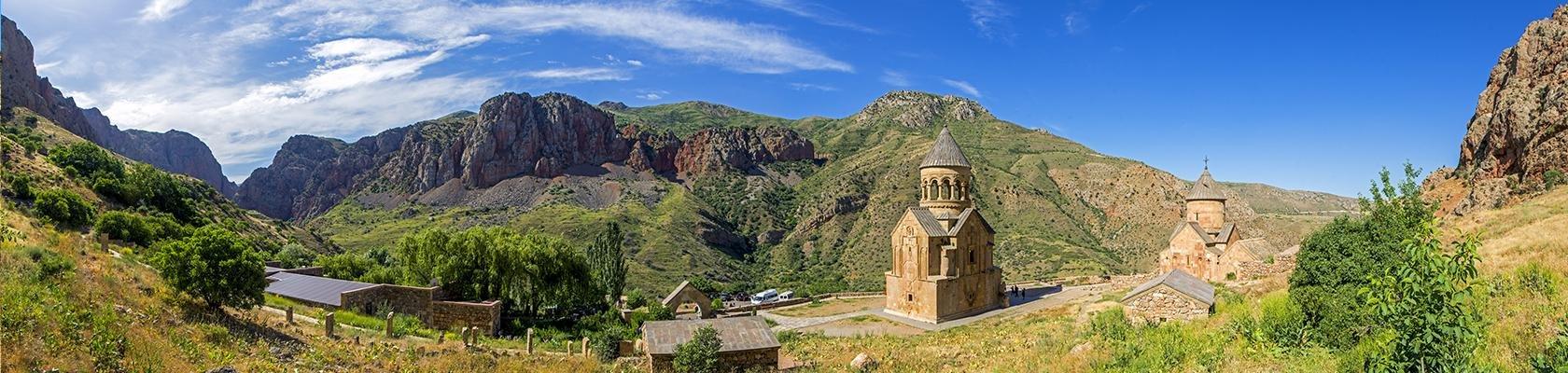 Groepsreis Europa: Armenië
