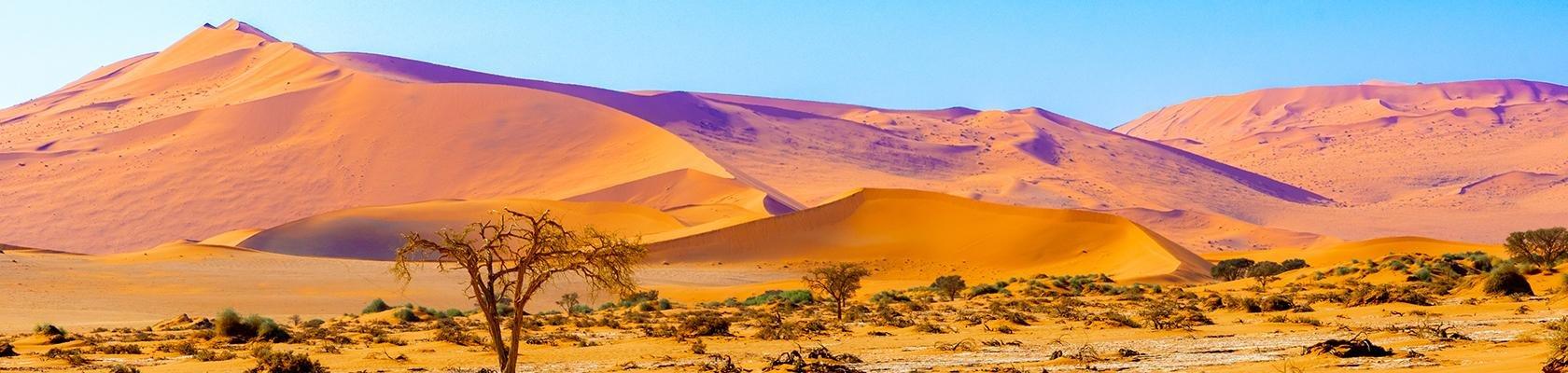 Rondreizen Namibië met de Sossusvlei