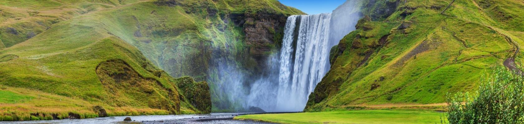 Seljalandsfoss-waterval