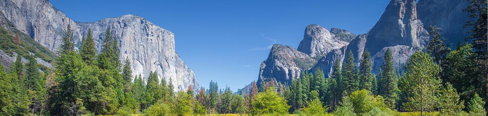 Rondreizen Amerika met het Yosemite Nationaal Park