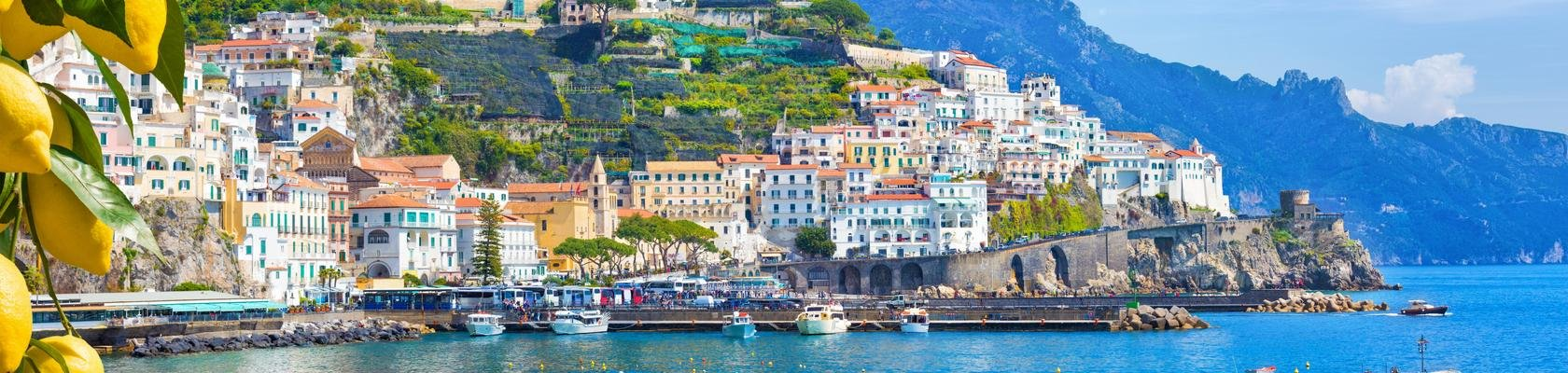 Amalfi aan de Amalfikust